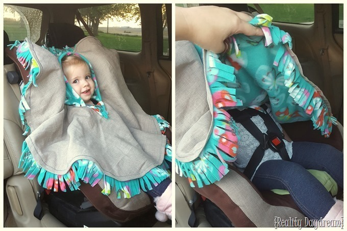 Car Seat Ponchos