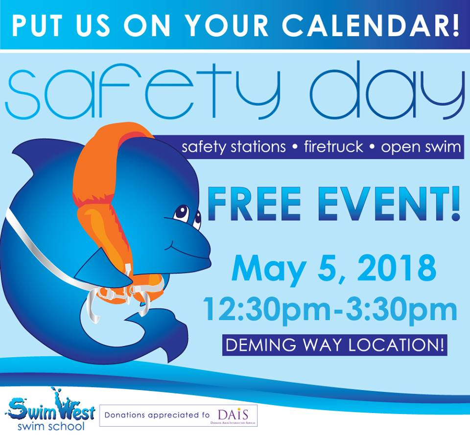 Safety Day @ SwimWest | Madison | Wisconsin | United States