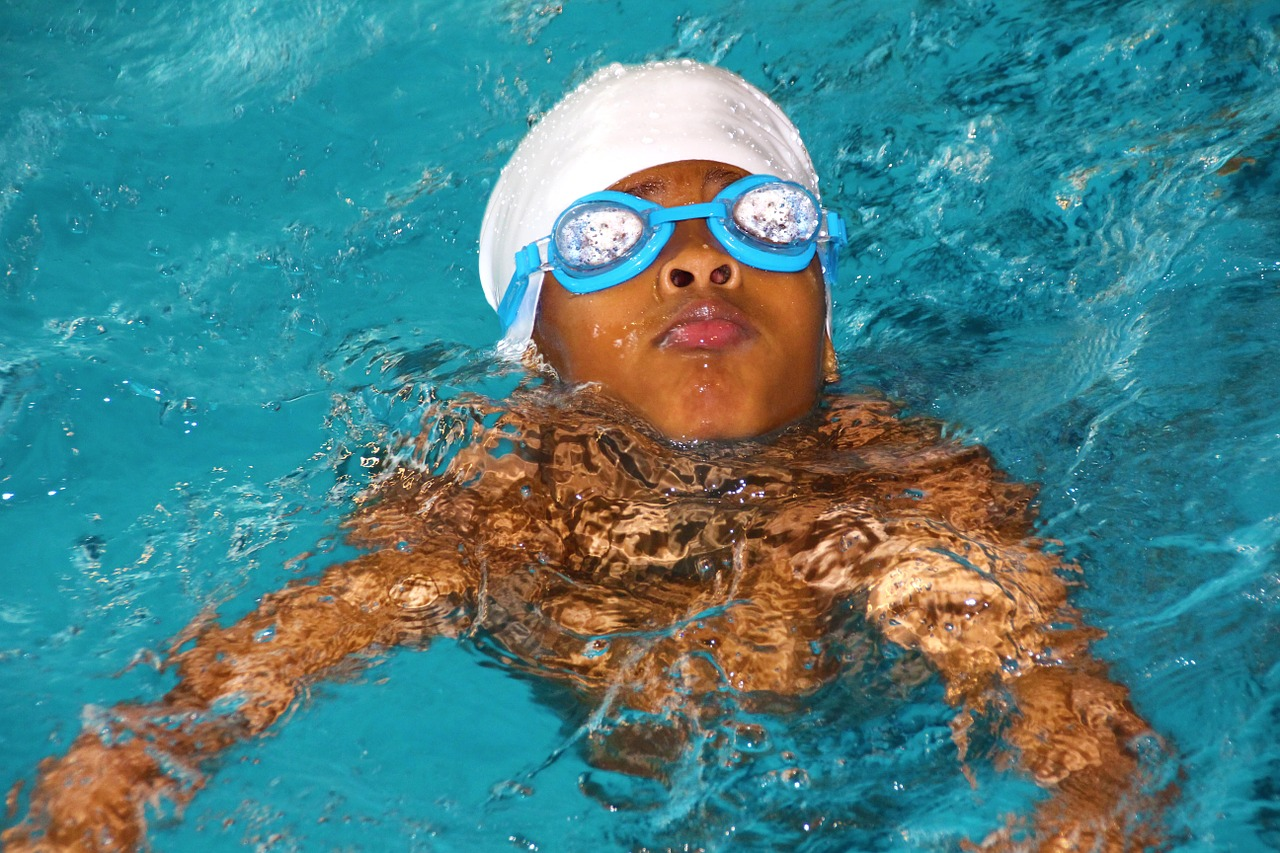 When to Push Your Young Swimmer