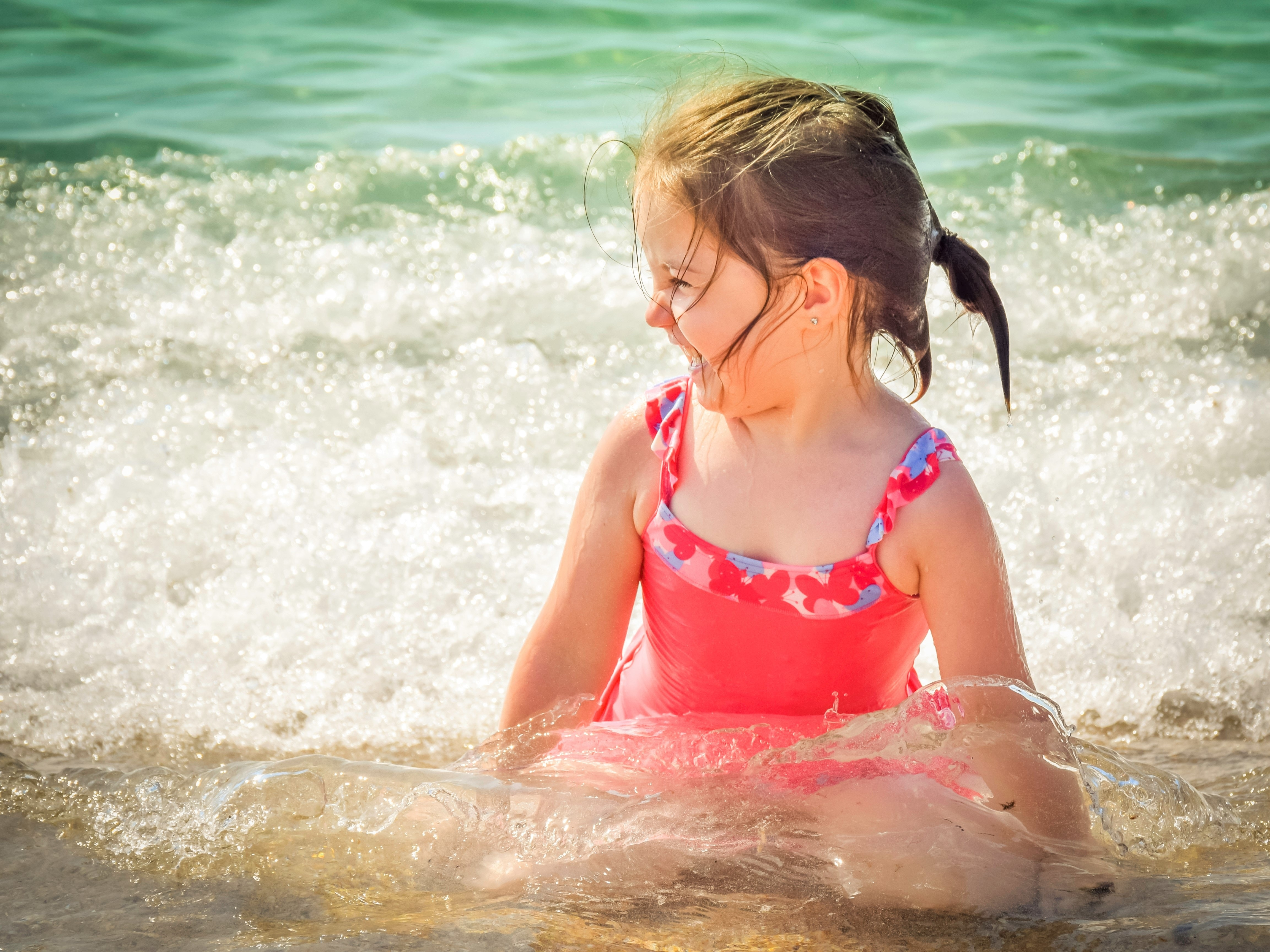 The importance of Fun: Helping your Child Enjoy the Water