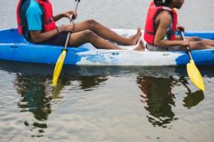 Model Behavior for life jacket safety