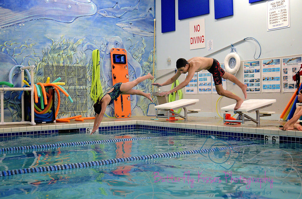 The Route to the Top: All About Upper Level Classes at SwimWest