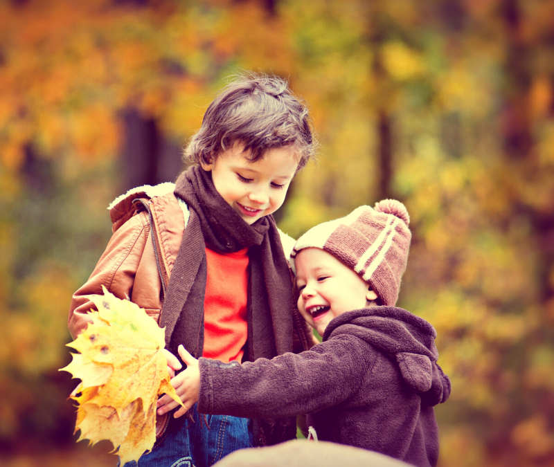 Four Ways Parents can Encourage Gratitude this Thanksgiving