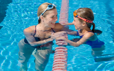 Teaching your Child to Swim When You Never Learned