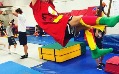 Sneak Peak… Swim&Gym Camp 2021!