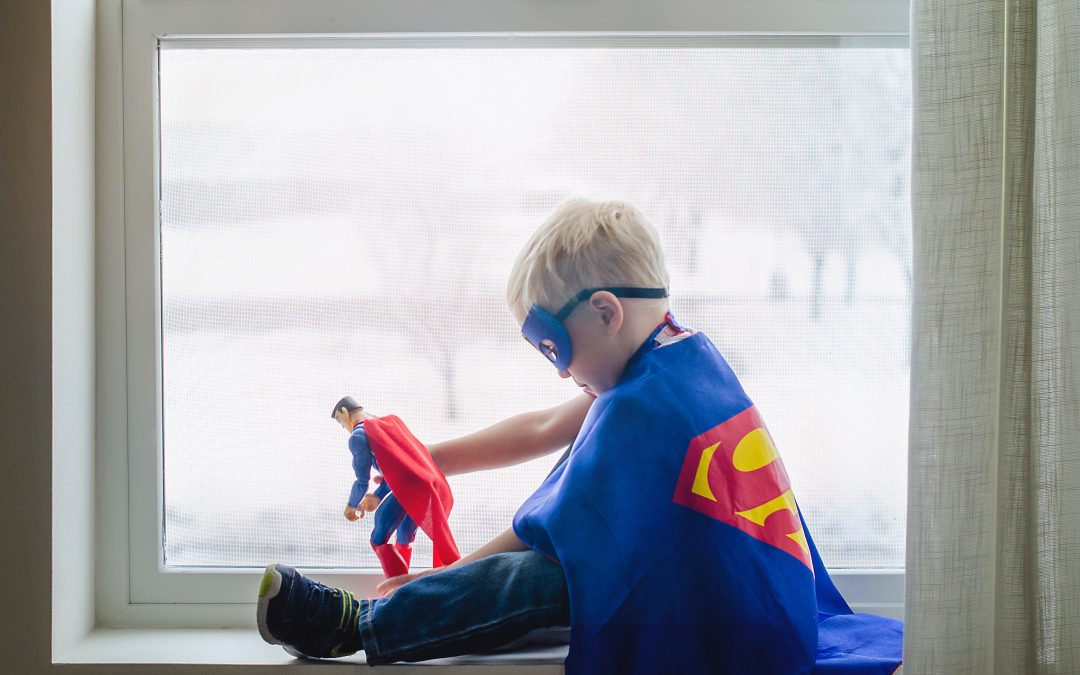 Celebrate your Local Heroes on National Superhero Day!