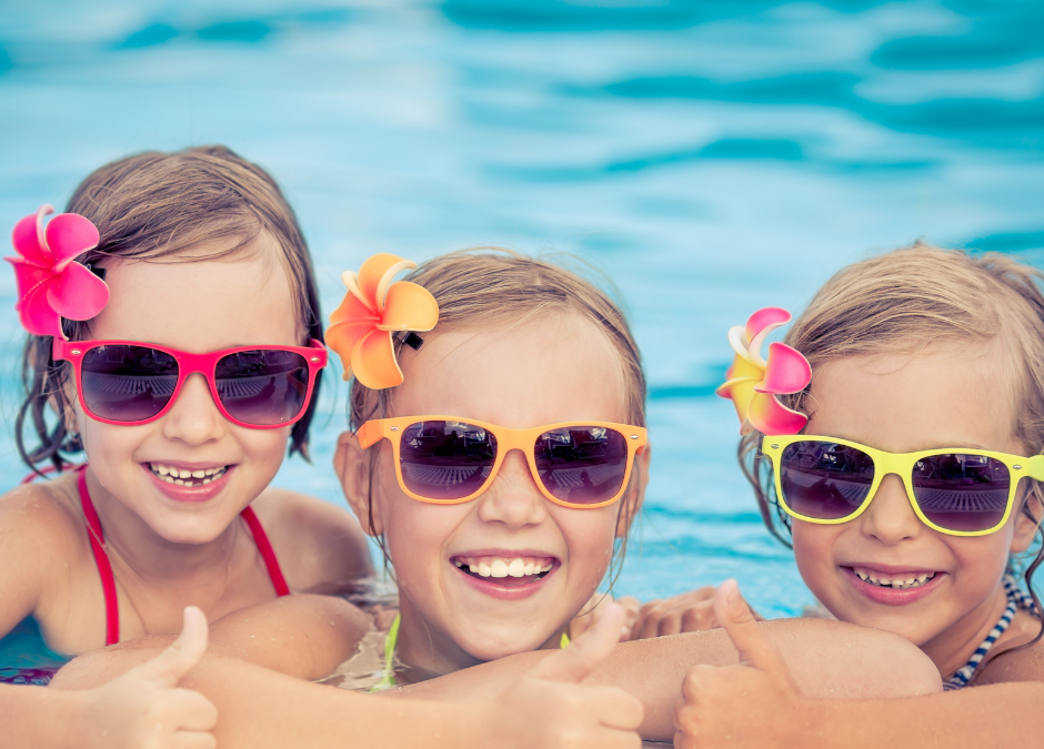 Simple Ways to Boost your Swimmer's Confidence