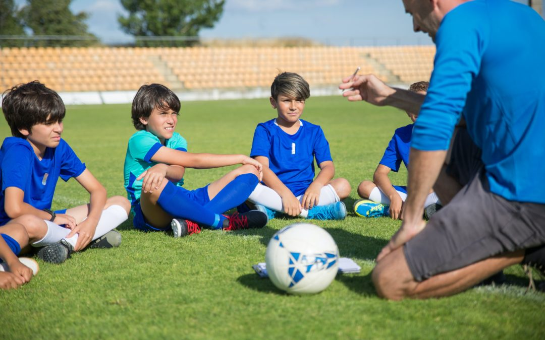 Celebrate the Coaches in Your Child's Life